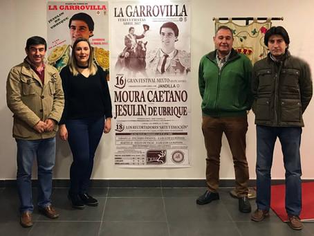 PRESENTAMOS EL CARTEL DE LA GARROVILLA