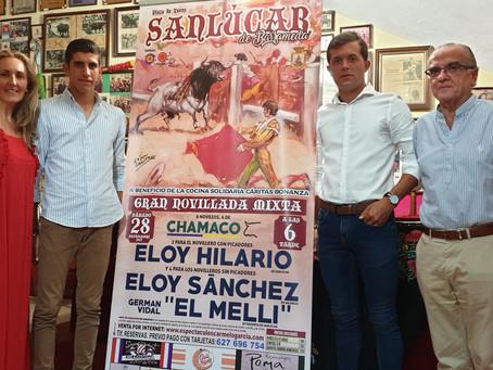 Novillada Mixta Benéfica en Sanlúcar de Barrameda
