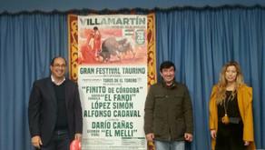 Villamartín celebrará el Día de Andalucía con un Festival Taurino