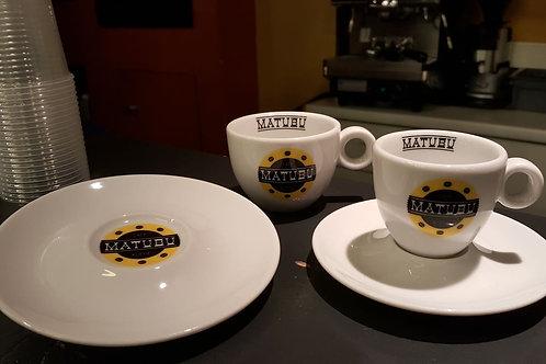 Matubu porcelain cup