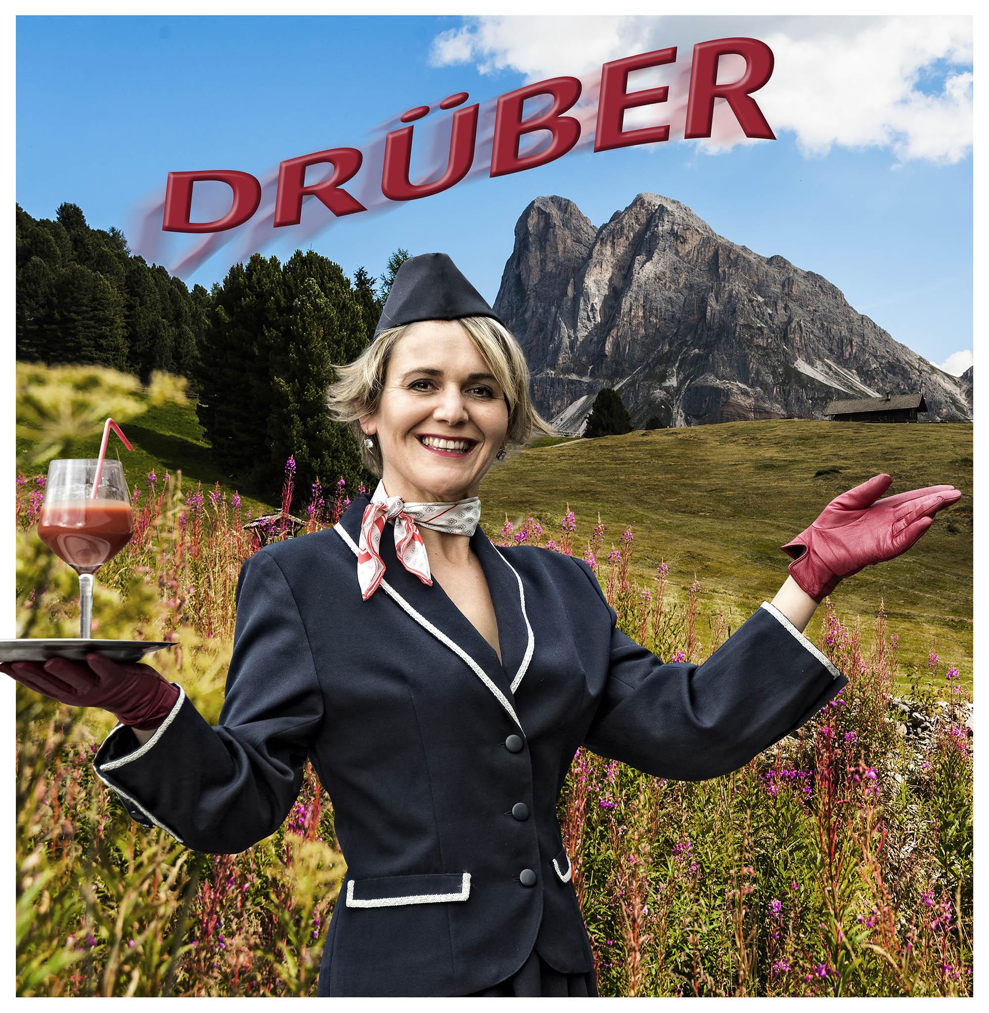 """""""drüber"""""""