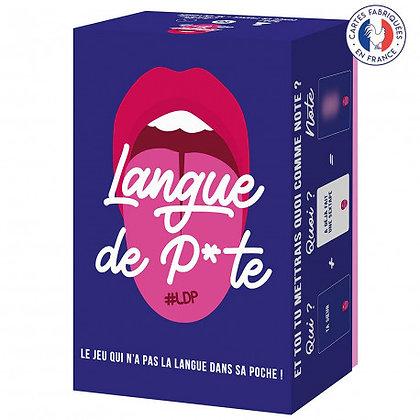 """Langue de P*te"" Le jeu qui n'a pas la langue dans sa poche"