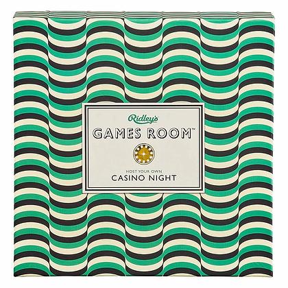 Coffret casino Ridley's Games