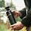 Thumbnail: Gourde thermos avec gobelet 580ml noir Dopper