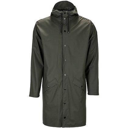 Jacket  long noir Rains