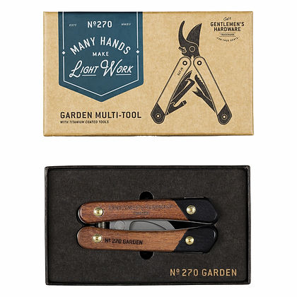 Multi outils de jardin Gentlemen's Hardware