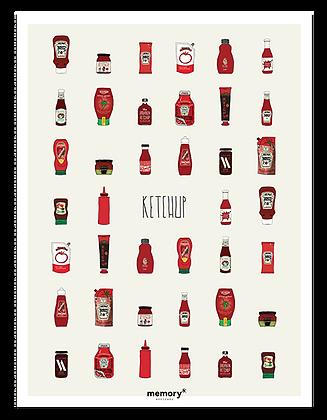 """Affiche """"L'affiche qui envoie la sauce"""" Memory Affiches"""