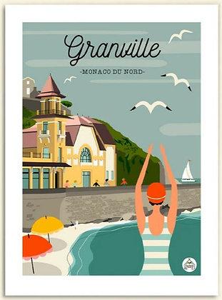 Les petits Yéyés affiche Granville