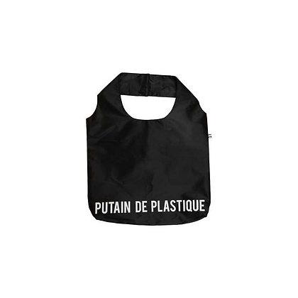 Cabas réutilisable Putain de plastique Fisura