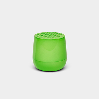 Enceinte Mino vert glossy Lexon
