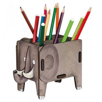Boites à crayons Eléphant Werkhaus