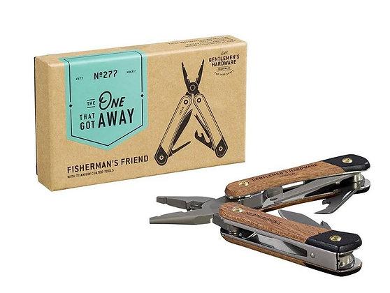 Multi outil pour pêcheur Gentlemen's Hardware