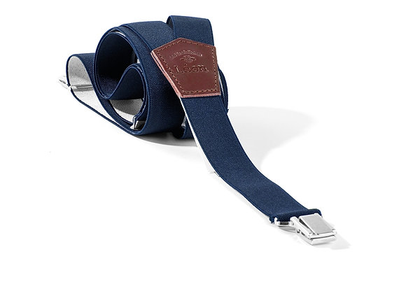Bretelles fines Marine Les bretelles de Léon