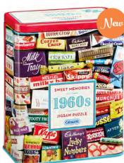 Puzzle Sweet Memories Jigsaw  500 pièces 1960s