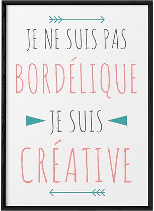 Affiche Bordélique...