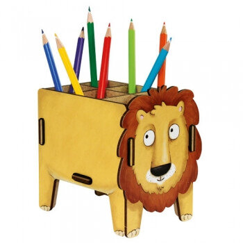 Boites à crayons Lion Werkhaus