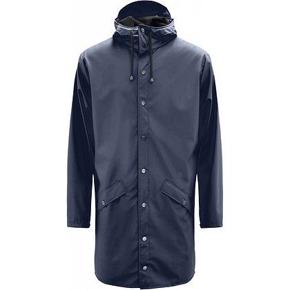 Jacket  long bleu Rains