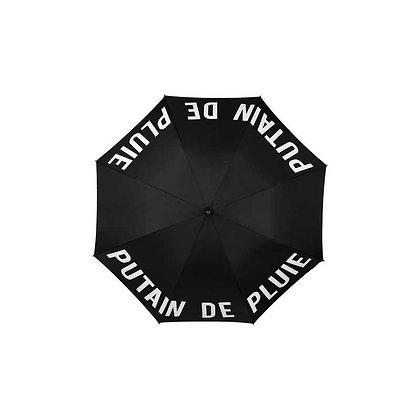Parapluie Putain de pluie Fisura