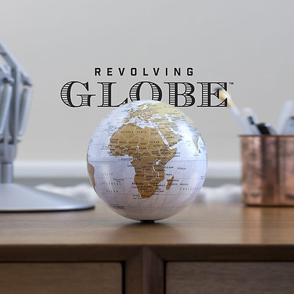 Globe tournant Luckies