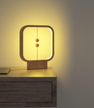 LAMPE HENG LANCE CARREE