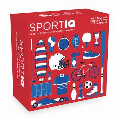 Jeux de société Sport IQ