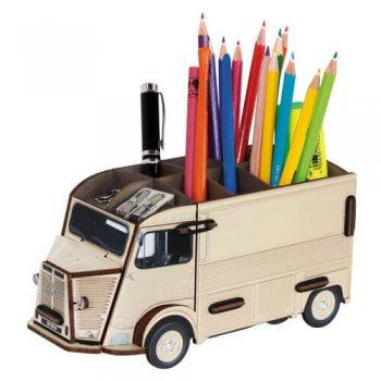 Boite à crayons à monter LE CUBE Werkhaus