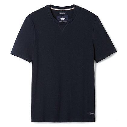 Tee-shirt bleu Tedy bleu marine La Gentle Factory