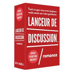 """Lanceur de discussion """"romance"""""""