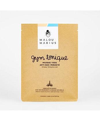 "Masque  femme ""gym tonique"" Malou et Mariu"