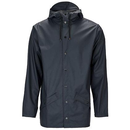 Jacket  short bleu Rains