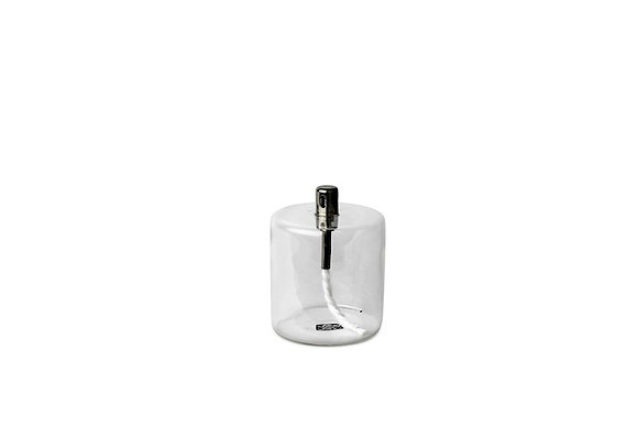 Lampe bougie verre cyindre taille M Periglass