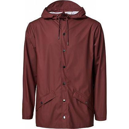 Jacket short marron Rains