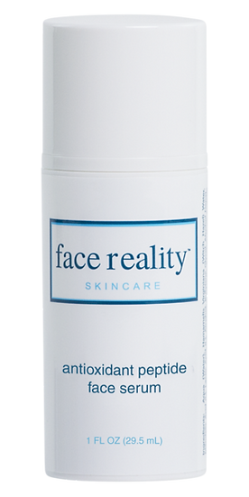 Antioxidant Peptide Face Serum
