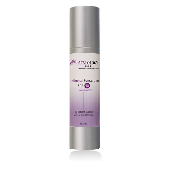 Mineral Non-Tinted SPF 40