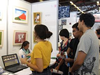 2018 ' Japan Expo exhibition