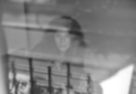 Photo portrait Femme - Noir et blanc