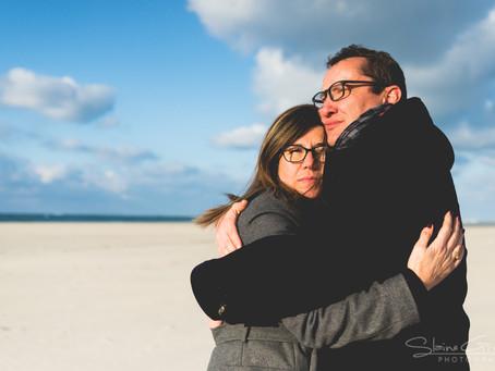 Séance couple à Arcachon