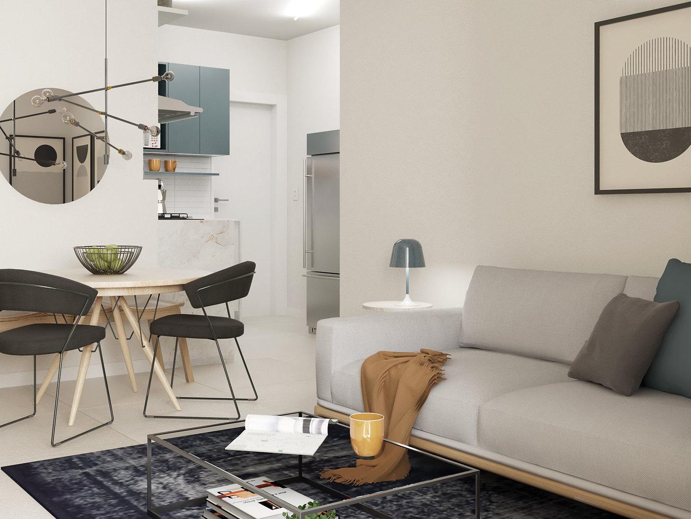 Apartamento Valéria | coraarq
