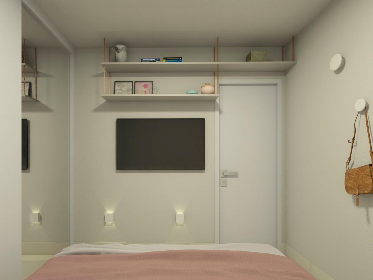 Apartamento da Nath