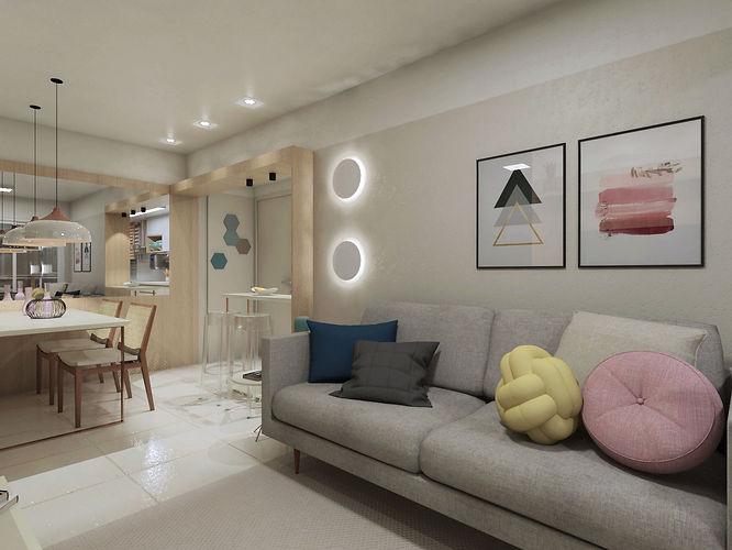 Apartamento da Nath | coraarq
