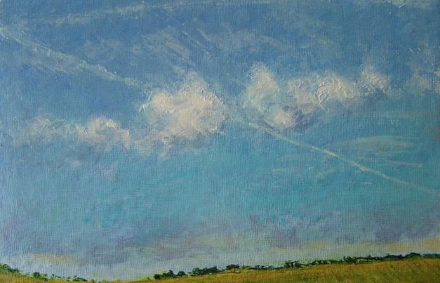 Sky & Horizon (study 3)
