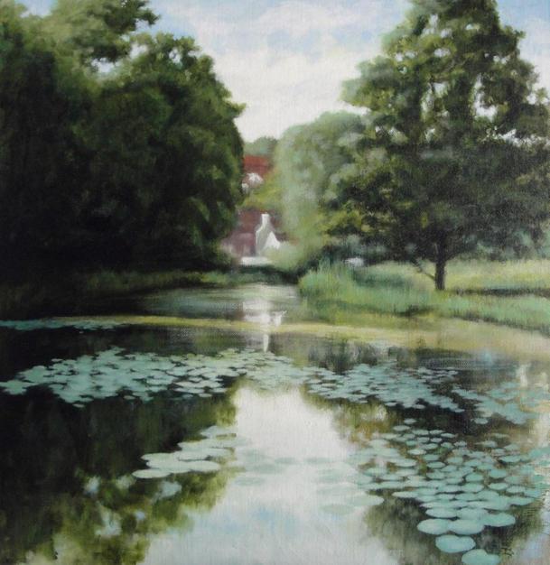 Lily Pond (Maresfield)