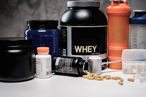 Bodybuilding nutrition supplements and c