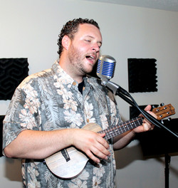 Ukulele Luau Music