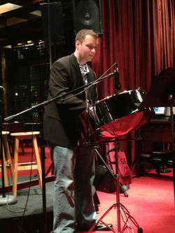 Jazz on the steel drum