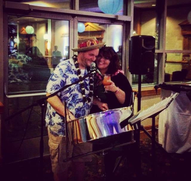 Steel Drum Luau Music