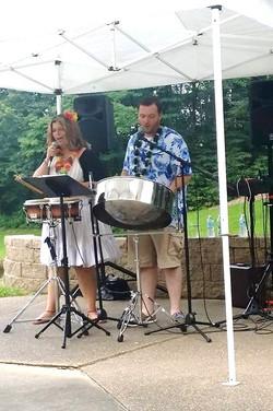 Indianapolis steel drum music
