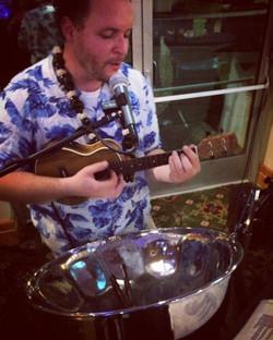Steel drum Hawaiian band Indiana
