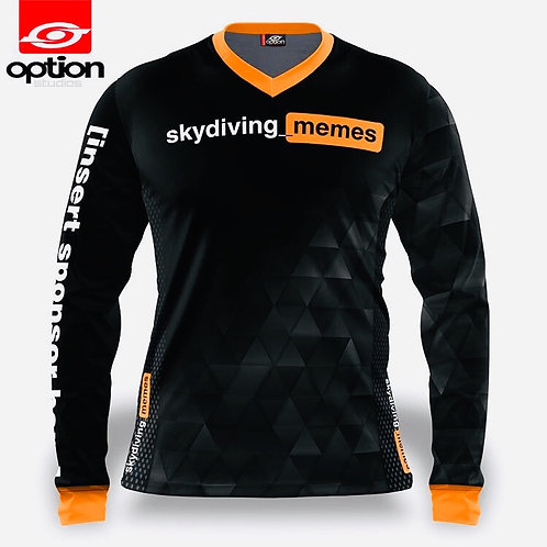 Skydiving Memes Jersey