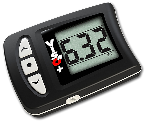 l&b viso II+ digital altimeter